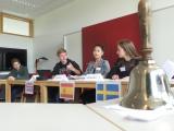 Planspiel Europa an der OBS Emstek