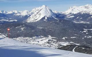 Skifahrt nach Tirol